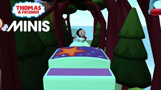 Thomas and Friends Minis - Magical Forest Tunnel 2021! Thomas Minis! ★ iOS/Android app (By Budge)