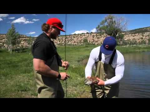Eastern Utah Steelhead Fishing 3