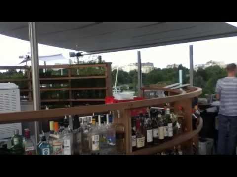Piscine molitor paris 25 juin 2014 youtube for Piscine molitor restaurant