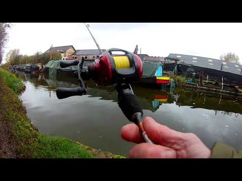 An Ultralight Baitcaster Outfit ( B.F.S)  For Perch Fishing