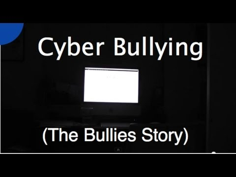 Why is it important to work to delete cyberbullying?