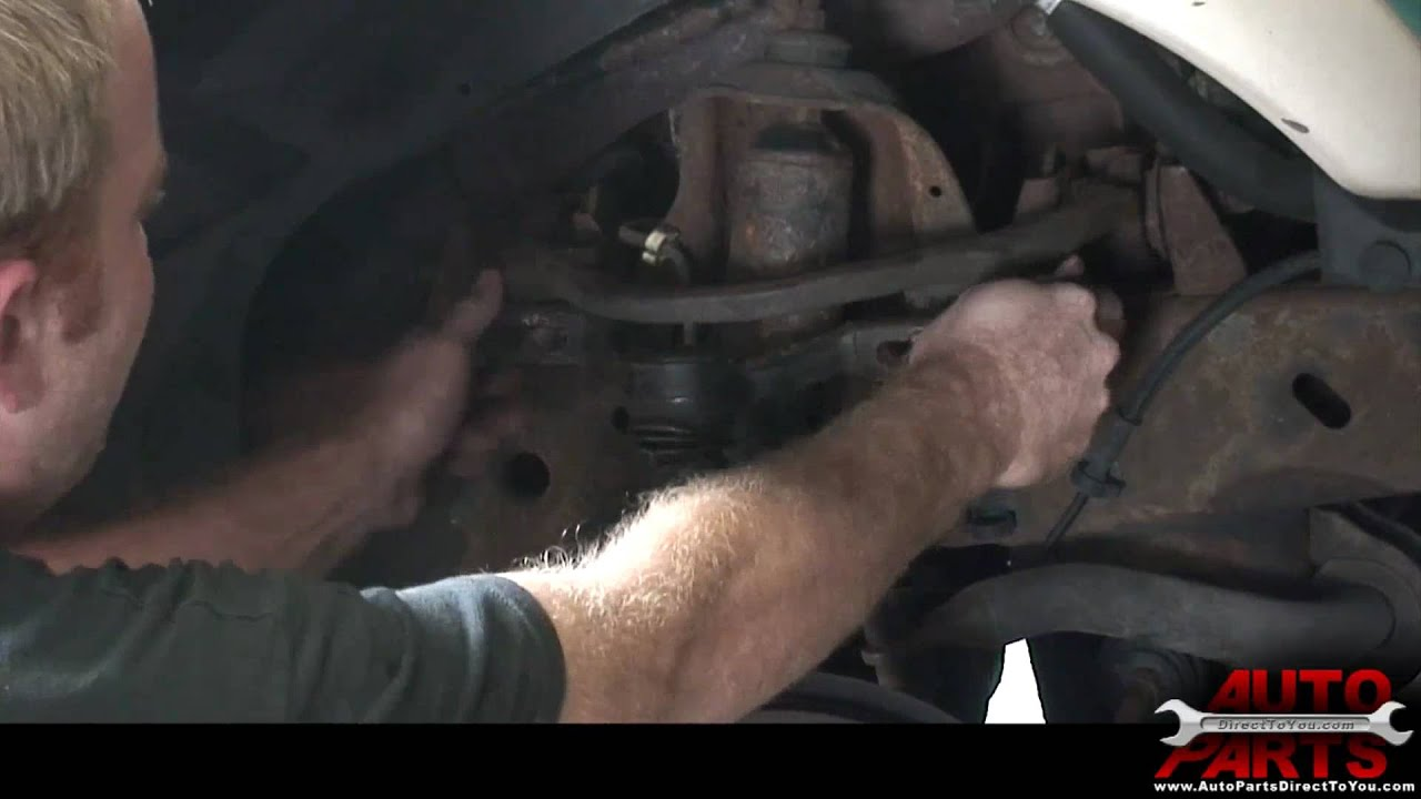 1997 ford explorer control arm part 1 upper with ball joint bushing torsion bar suspension  [ 1280 x 720 Pixel ]