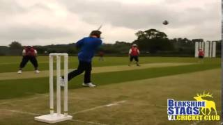 Blind Cricket Match -   Berkshire Stags vs AMS