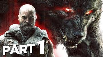 WEREWOLF THE APOCALYPSE EARTHBLOOD PS5 Walkthrough Gameplay Part 1 - INTRO (PlayStation 5)