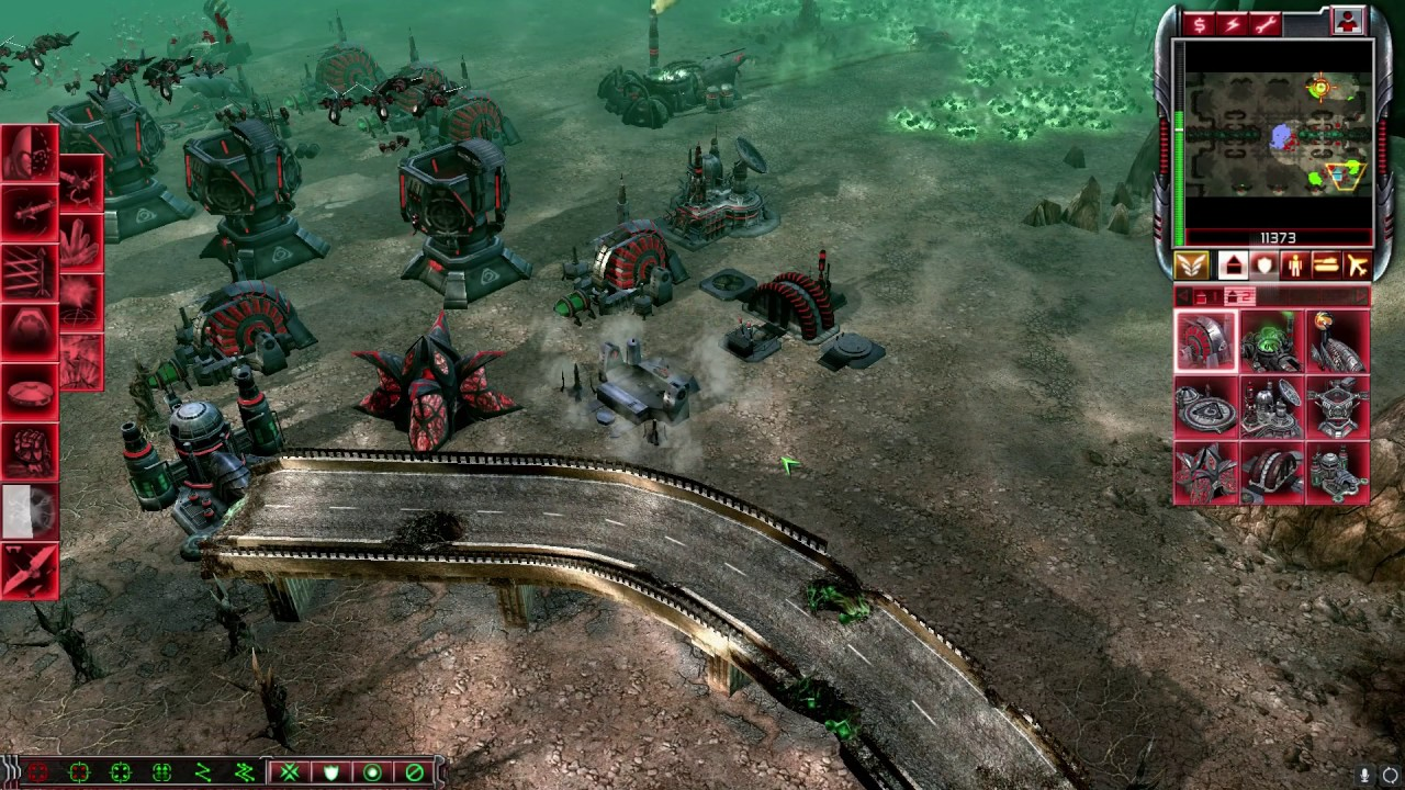 command conquer 3 kane s wrath обзор