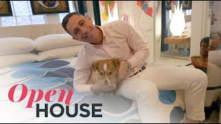 Jonathan Adler and Simon Doonan's Vibrant Greenwich Village Apartment | Open House TV