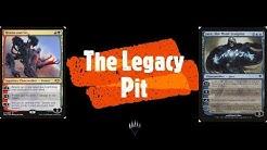 MTG - Legacy: 4C Delver (Austin Blackner) vs Miracles (Jared Smith)