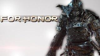 For Honor - New Samurai Hero Hype!!!!