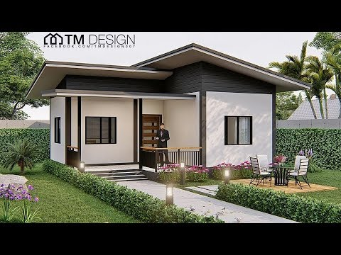 Best Small House Plan From Tm Designs