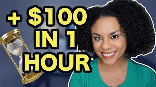 Earn $50 To $100 Per Hour! Easy Paypal Money!