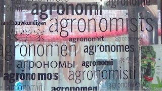 VI World #Agronomist Congress - Agronomi a #Expo2015