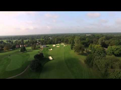 Oakland Hills Country Club | North Course Hole 18 | Bloomfield Hills, Michigan