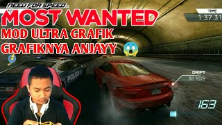 Nfs most wanted mod ultra grafik apk obb gameplay free download