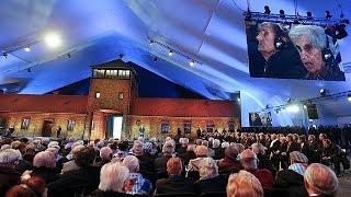 Прошедшие ад Освенцима призывают помнить его уроки