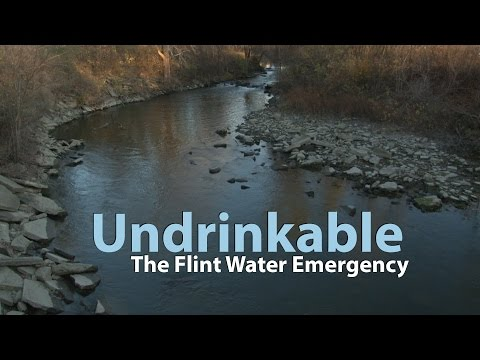 Undrinkable: The Flint Water Emergency (2016) - Myself and others at my high school produced a doc. covering the Flint water crisis from the start to where the situation is at currently