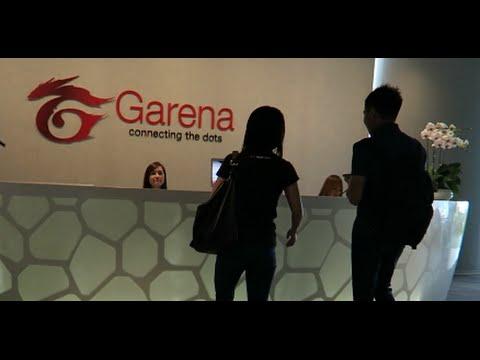 GARENA'S OFFICE! Vlog #86 (21.7.16)