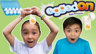 Egg fortune family friendly games for children