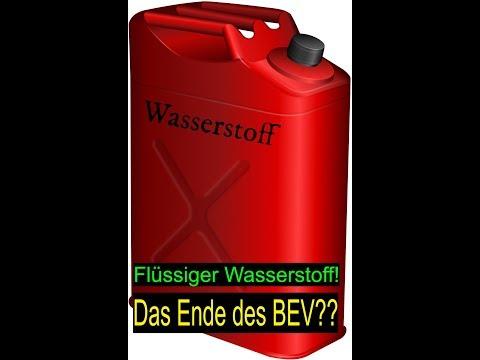 """""""Flüssiger Wasserstoff"""" (LOHC)! Das Ende Des Batterieelektrischen Autos?"""