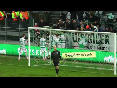 Se målene: Viborg FF - Vendsyssel 2-0