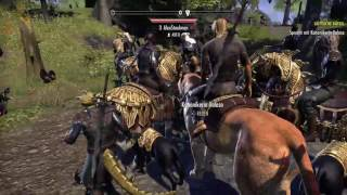 The Elder Scrolls Online: Morrowind Gameplay #001 PS4 HD