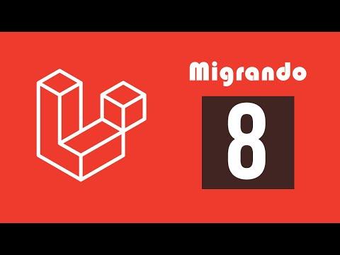 Vídeo no Youtube: Laravel - Migrando Projeto para versão 8