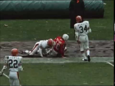 1971 Patriots at Browns Game 10