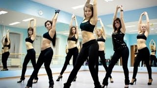 Клубные танцы видео уроки
