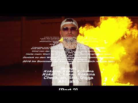 Miami Yacine - Intro Résumé (Lyric Video)