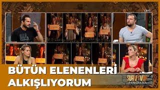 Hakan Hatipoğlu'ndan Elenen Yarışmacılara Mesaj - Survivor Panorama