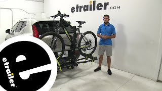 Swagman Hitch Bike Racks Review - 2019 Volvo XC40 - etrailer.com