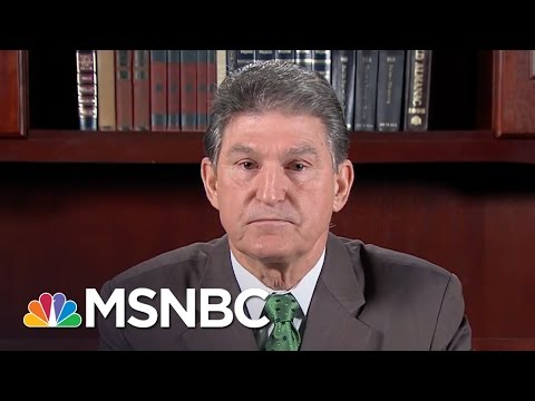 Joe Manchin: I Was Honored To Meet With Donald Trump | Morning Joe | MSNBC