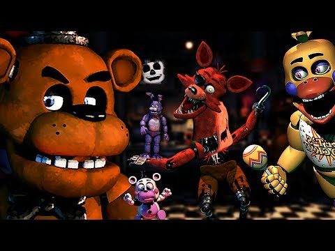 Five Nights at Freddy's: Ultimate Custom Night - Part 1