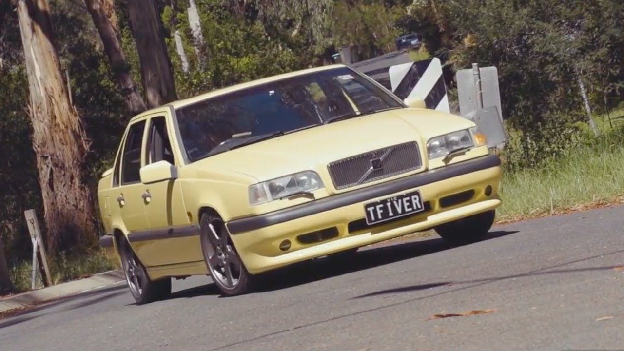 Volvo 850 - Shannons Club TV - Episode 77