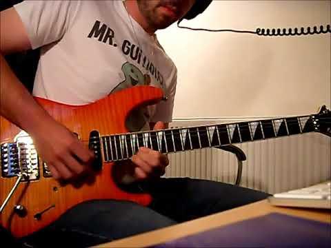 Sammy Hagar  Winner Takes It All Guitar