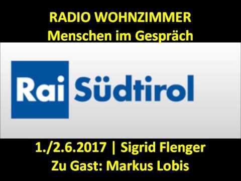 Rai Sudtirol Radio Wohnzimmer Mit Markus Lobis