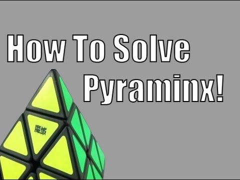 how to solve a pyraminx legoboyz3