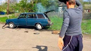 Водила Часть 2 | АВАРИЯ В СЕЛЕ ТОлик Видео Регистратор
