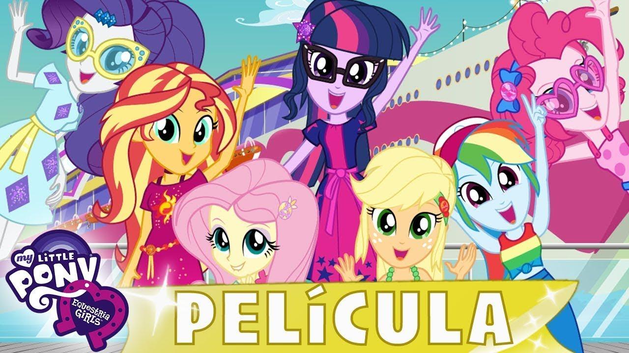 My Little Pony en español | Crisis vacacional | PELÍCULA COMPLETA | MLP Equestria Girls