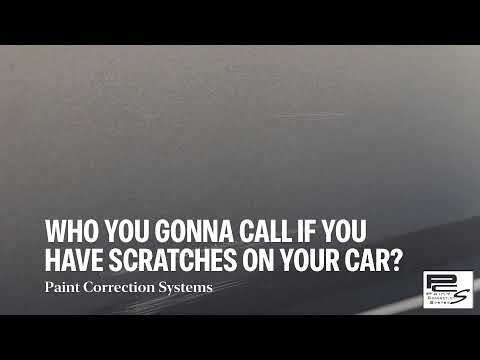 Help, I scratched my car.