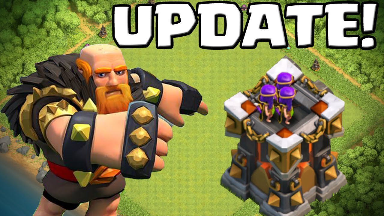 Clash Of Clans Giant Level 8