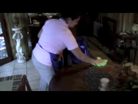 Kitchen cleaning, house cleaning, The Maids Cleaning for a Reason, Tampa, South Tampa