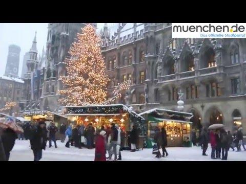 A Look Inside Munich Christmas Market!