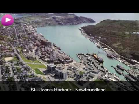 St. John's, Newfoundland and Labrador Wikipedia travel guide video. Created by http://stupeflix.com