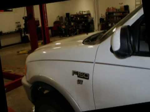 Ford F150 Truck Wont Start