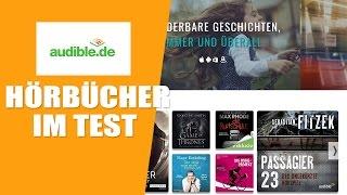 Audible Test 2017: Hörbücher kostenlos herunterladen?
