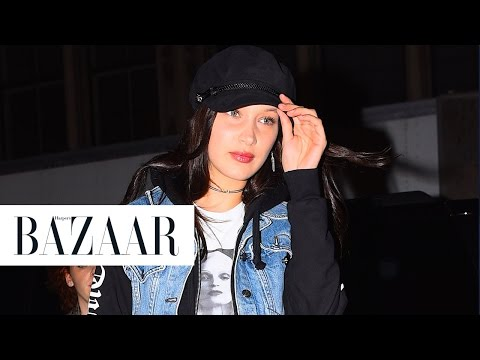 Bella Hadid Just Debuted Two New Tiny Tattoos