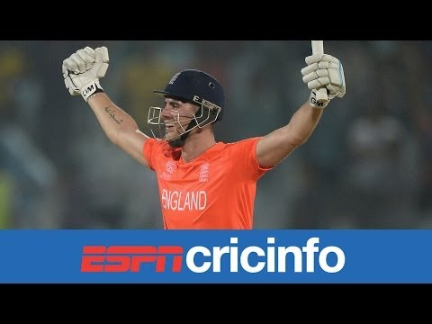 Alex Hales 116* | England v Sri Lanka | ICC World T20 ...