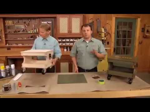 How-To: Painting Wood Projects