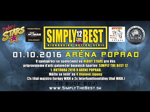 Simply the best 12 - Kickboxing action serie