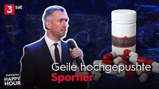 Sebastian Pufpaff zu Doping im Sport – Wenn Radfahrer senkrechte Wände hochfahren